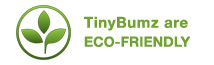 TinyBumz are Eco-Friendly!